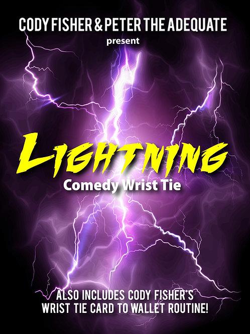 Lightning Wrist Tie