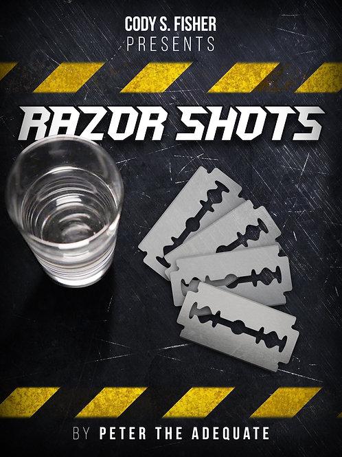Razor Shots E-Book