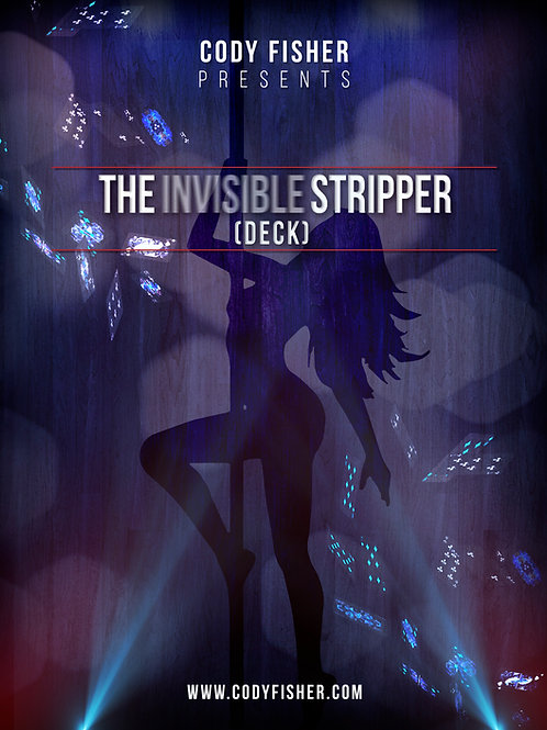 The Invisible Stripper (Deck)