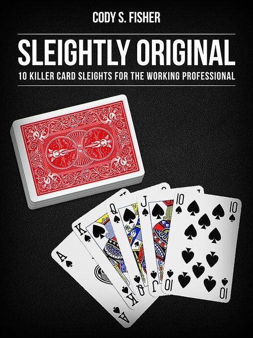 Cody Fisher - Sleightly Original