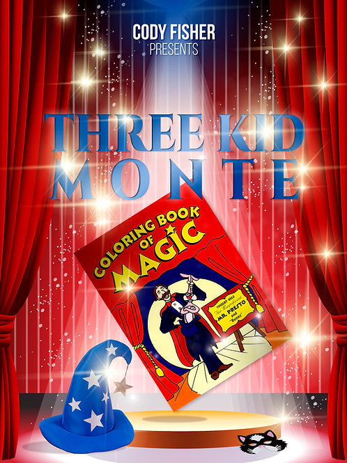 Three Kid Monte