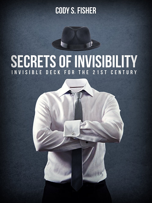 Secrets Of Invisibility E-Book