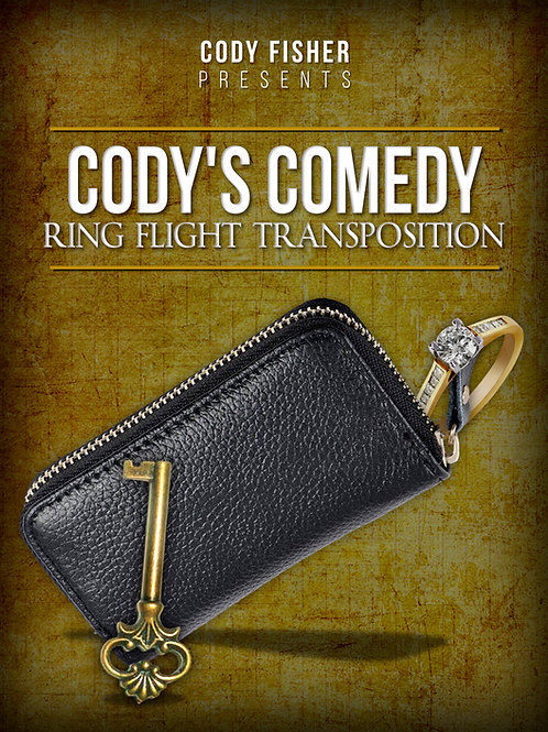 Cody's Comedy Ring Flight Transposition