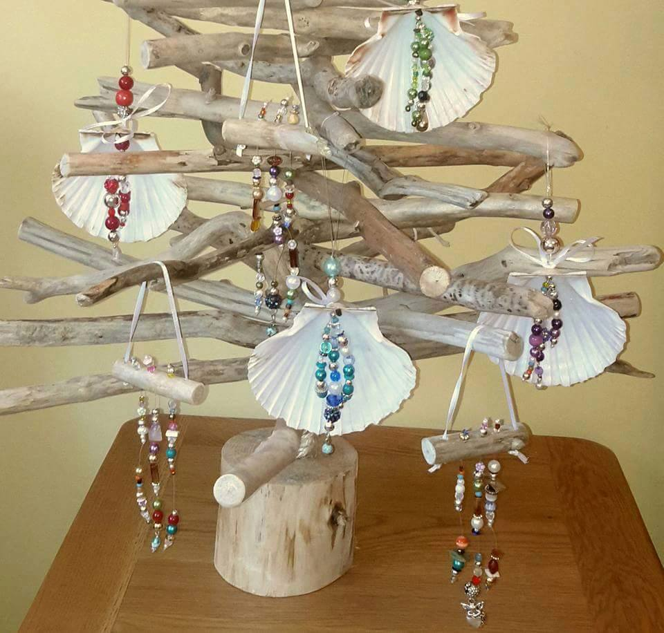 Shell and Bead Decorations