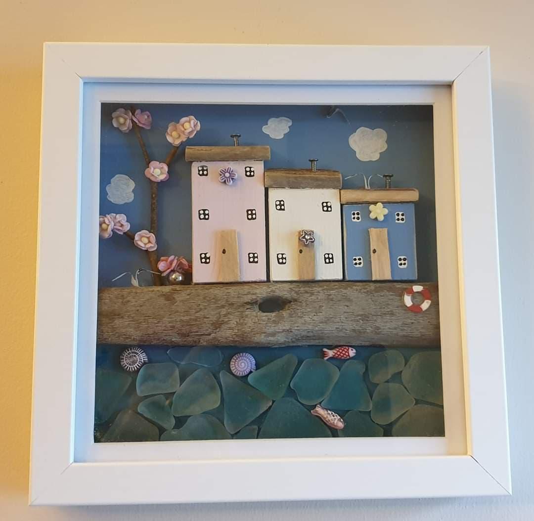 Framed Cottages