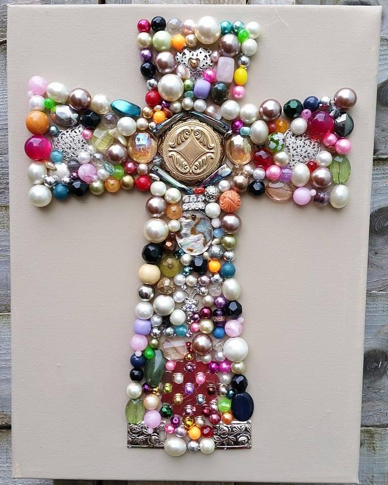 Cross Bead Picture