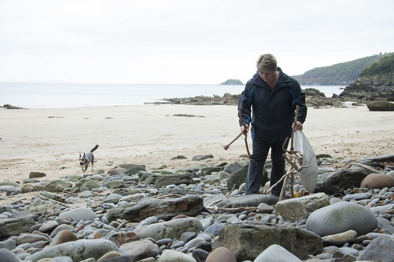 Collecting Driftwood