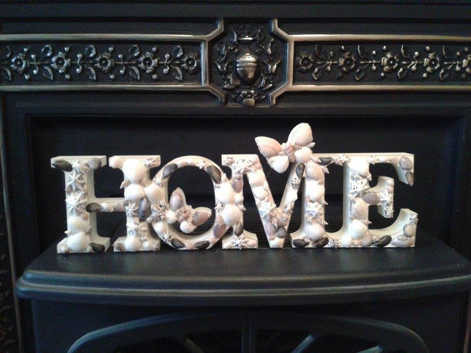 Home Shell Sign