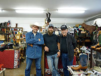 Tex Robin custom bootmaker