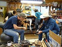 Texas Traditions, Lee Miller bootmaker