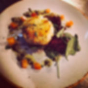 Lemon Sole and Salmon fish cake, flavour