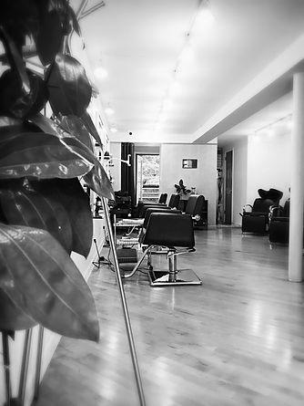 Sen Salon styling stations