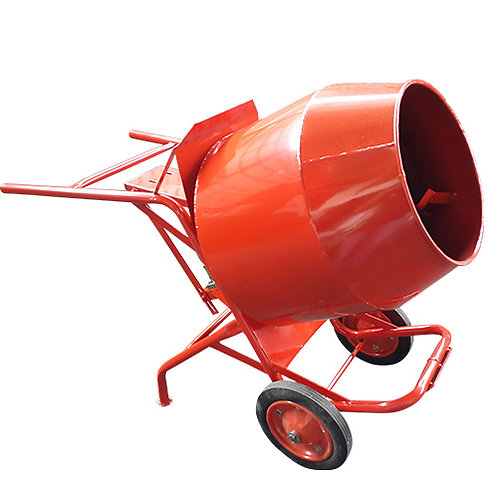 Mini Portable 3T Concrete Mixer