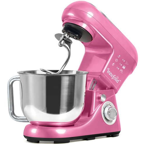 Innofood KT580 Stand Mixer 5.5 Liters (Pink)