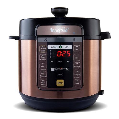 Innofood KT-PC06A HUGE CAPACITY Pressure Cooker 6.0L