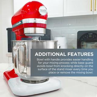 Innofood KT-7500 Professional Series Stand Mixer