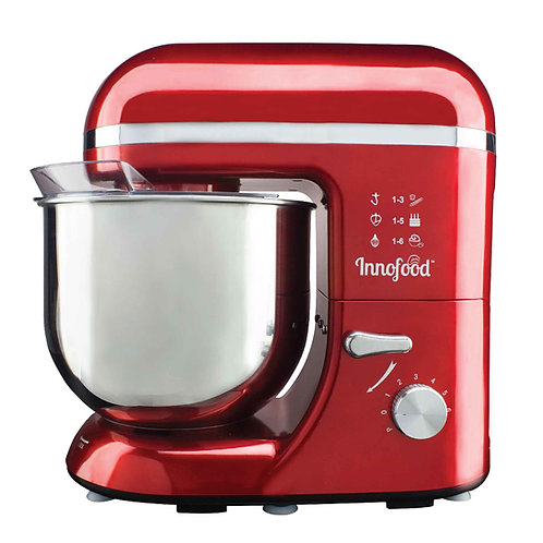 Innofood KT609 Stand Mixer 6.5 Liters (RED)