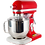 Thumbnail: Innofood KT-7500 Professional Series Stand Mixer 7.0 Liters (RED)