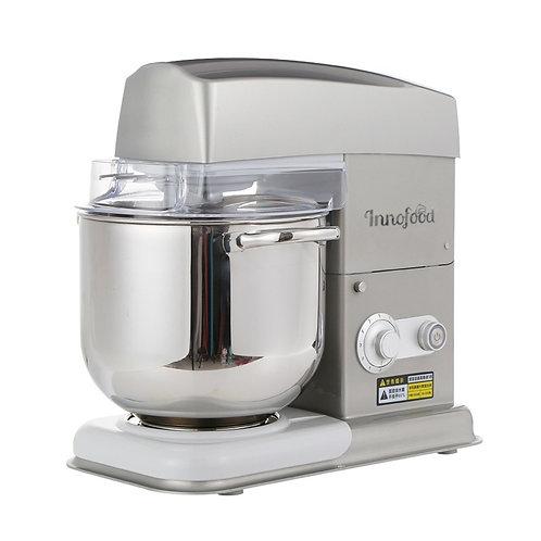 Innofood KT-7600 Professional Series Stand Mixer 7.0 L (Grey) *ICE  BOWL*