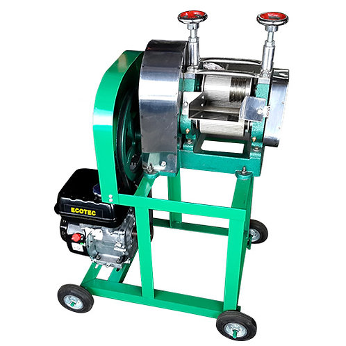 Sugar Cane Extractor Machine (Stainless Steel)