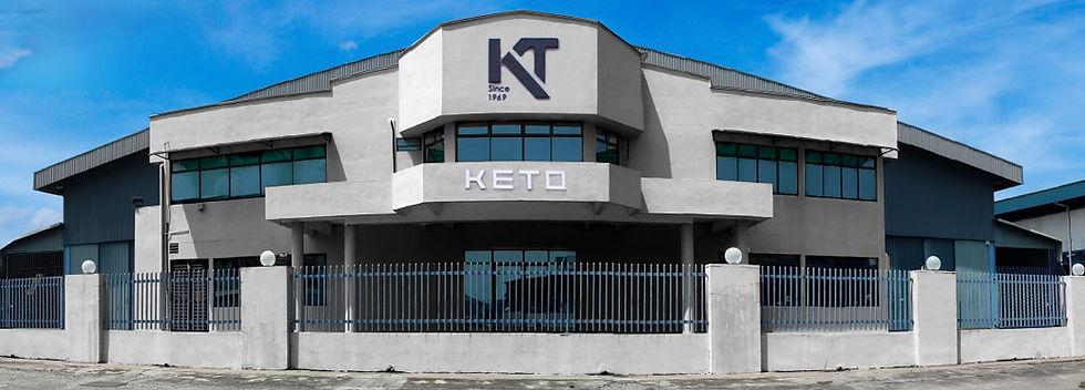 keto machinery