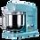 Thumbnail: Innofood KT-7600 Professional Series Stand Mixer 7.0 Liters (Jade Blue)