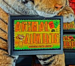 Animal Ailments Game