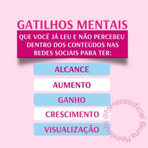 O PODER DAS HEADLINES e GATILHOS MENTAIS !