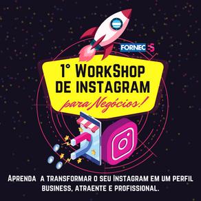 1º WORKSHOP DA SERRA DE INSTAGRAM PARA NEGÓCIOS LOCAIS