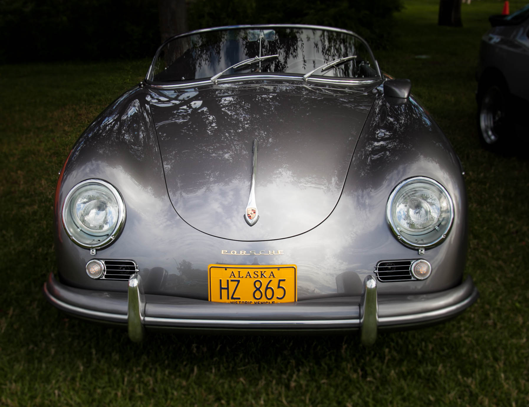 Immaculate Speedster