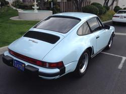 1983 911SC Glacier Blue in San Diego