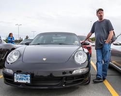 Jamie Benard 2006 911 C4S