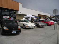 73106 Air Cooled Family Reunion Porsche's