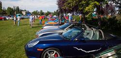 More Porsches'