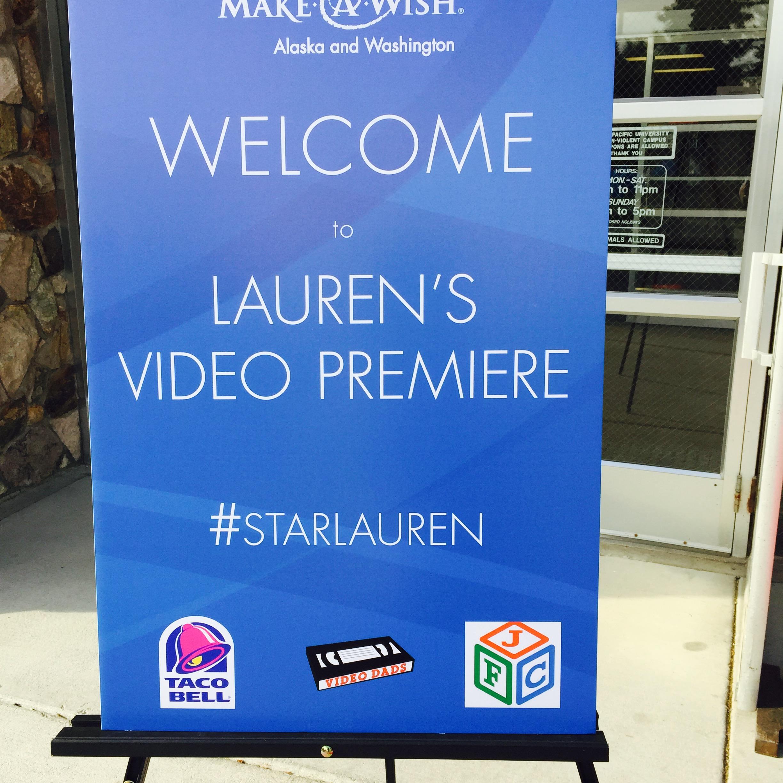 Lauren's Premier