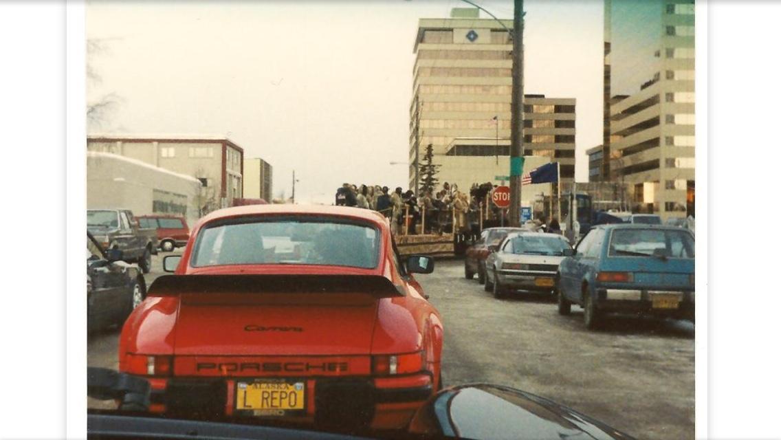 95 FR parade