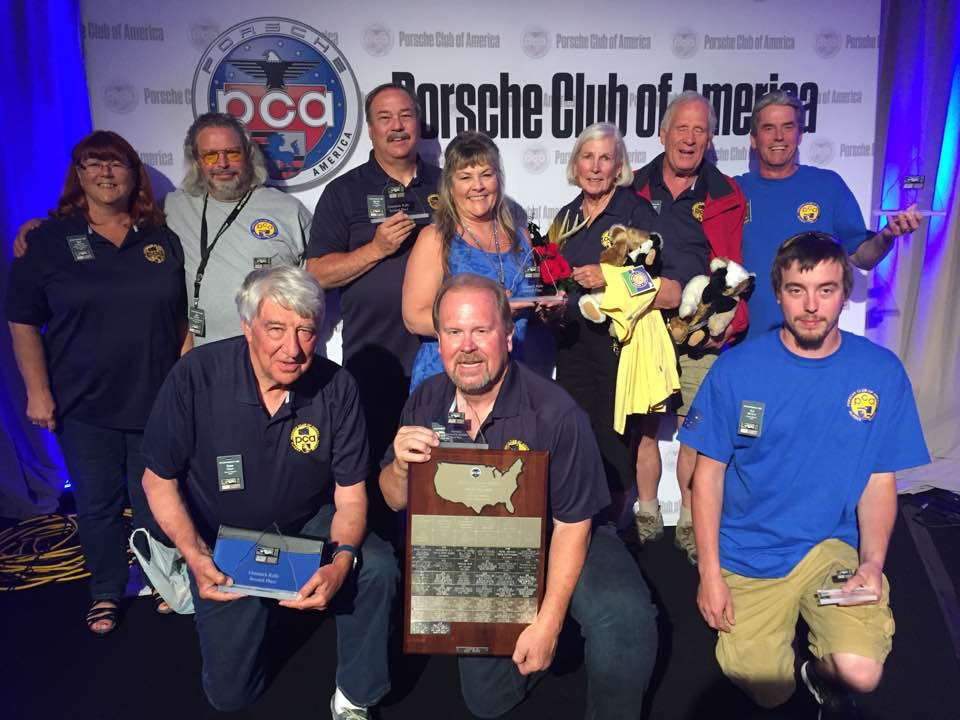 PCA Alaska group, Parade 2016 attendees and hardware!