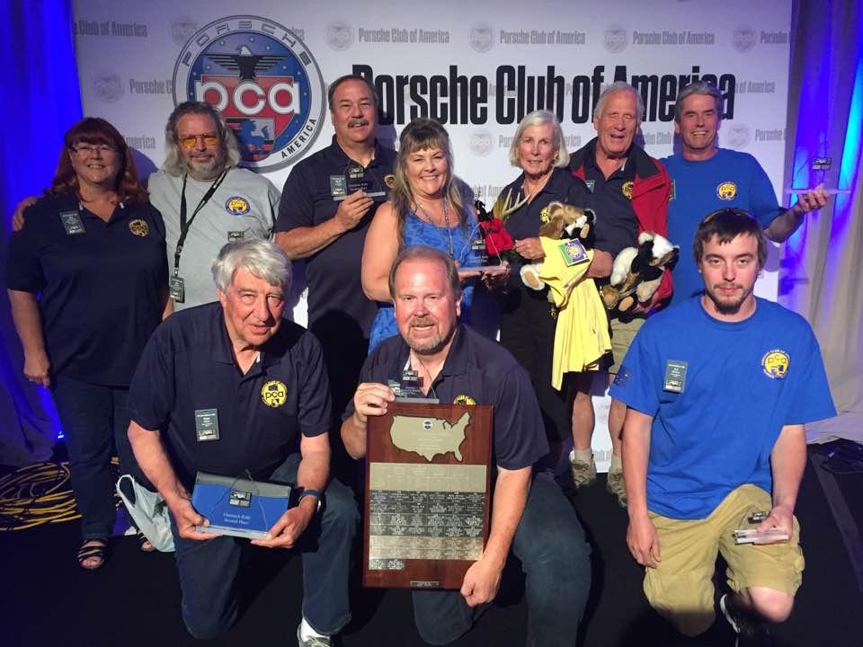 PCA Alaska group, Parade 2016 attendees and hardware!