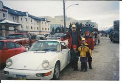 Bob Krantz and family