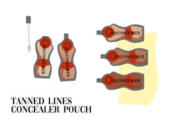 190812_tanned lines concealer pouch