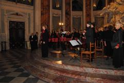 Saluts concert Chartres
