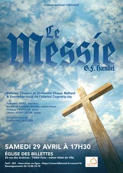 Le Messie aux Billettes  2017