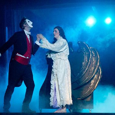 Phantom of the Opera Fettes College 2014