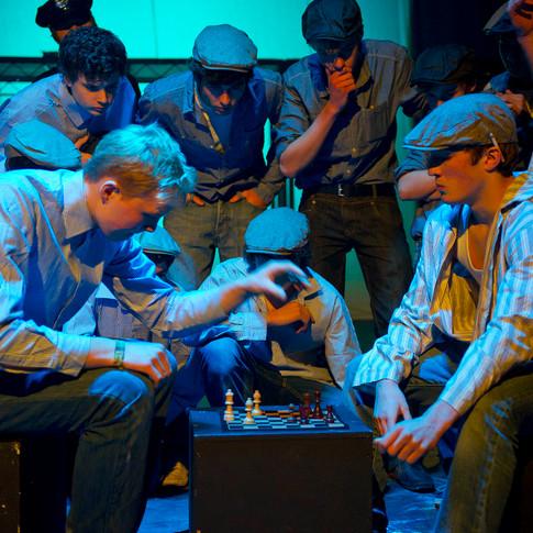 Shawshank Redemption Fettes College 2013