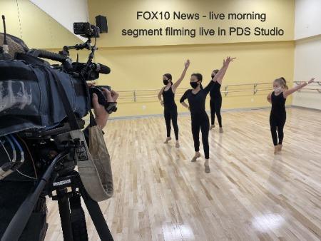 Fox10 News Live Segment