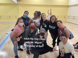 Mr. Miguels Adult Hip Hop! Thursdays @ 6 pm