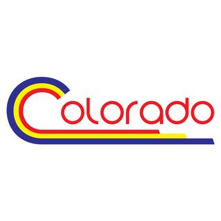 Retro Colorado Logo
