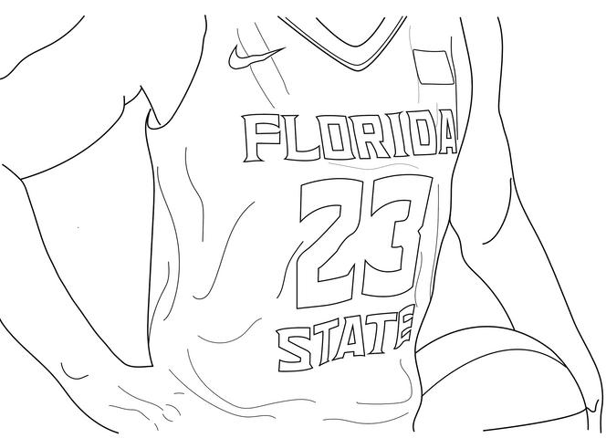 Basketball Sketch