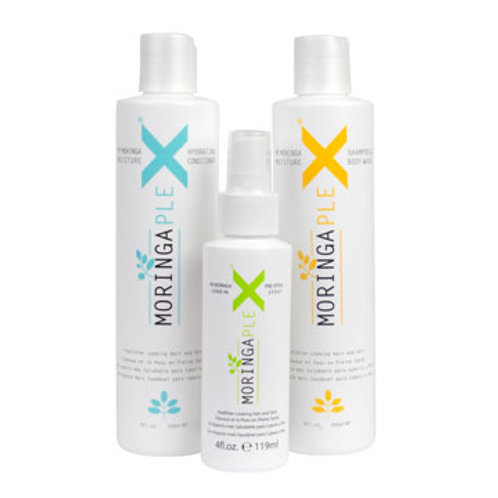 MoringapleX Hair Care Regimen