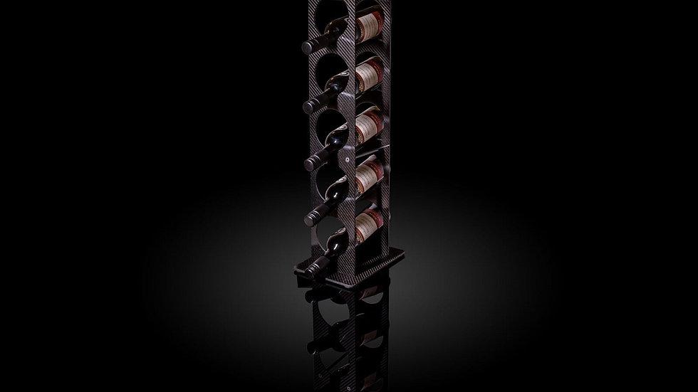 Weinständer, modular